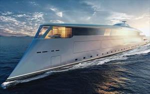 Mô hình siêu du thuyền chạy bằng hydro đầu tiên trên thế giới