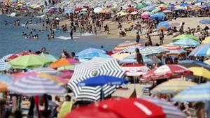 Nắng nóng vượt 40 độ C tại châu Âu