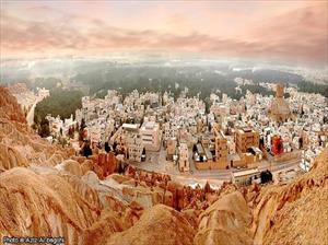 Vẻ đẹp huyền bí của quốc gia lớn nhất Trung Đông - Saudi Arabia