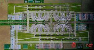 """Cục Hàng không bác bỏ chuyện sân bay Long Thành """"đạo"""" sân bay Hong Kong"""