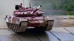 Nga lập kỷ lục về tốc độ, vô địch giải đua tăng quốc tế Tank Biathlon 2019