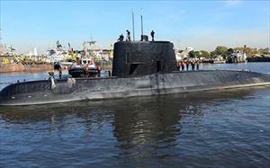 Tàu ngầm Argentina bắt đầu cạn oxy, Nga điều tàu công nghệ cao đi tìm