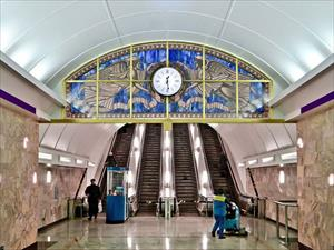 Top 4 ga tàu điện ngầm sâu nhất thế giới