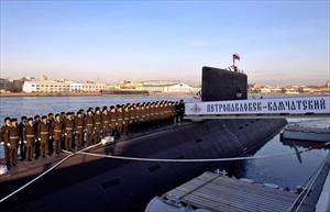 Báo Mỹ nhận định ra sao trước tàu ngầm phi hạt nhân mới nhất của Nga?