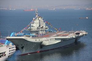 Bí mật tàu sân bay nội địa đầu tiên của Trung Quốc