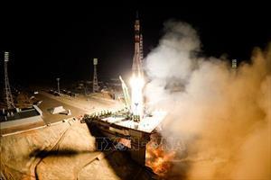 Tàu vũ trụ Nga chở 3 phi hành gia đã lên tới ISS