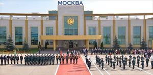 Tin ảnh: Lễ tiễn Tổng Bí Thư Nguyễn Phú Trọng và Đoàn đại biểu cấp cao VN tại sân bay Vnukovo