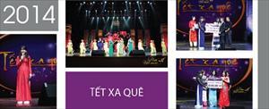 Đêm Việt Nam – Thương hiệu thân thiết trong lòng người Việt khắp năm châu