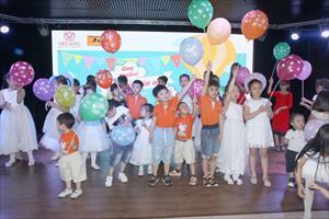 TTMN Thần Đồng Á-Âu và NH VietSoul tổ chức ngày Quốc tế thiếu nhi 1.6