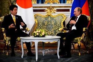 Nhật Bản quyết hợp tác với Nga bất chấp bất đồng