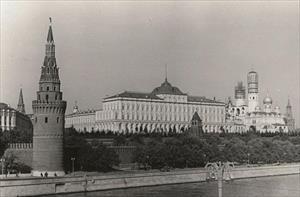 Thủ đô Moscow năm 1955 qua ống kính du khách Đức