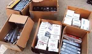 Moskva: Thu giữ 15 tấn thuốc lá lậu ở khu Marino