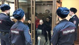 Nóng: Nga gia hạn bắt giữ 4 thủy thủ Ukraine