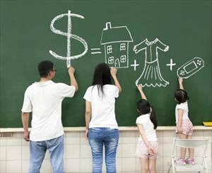 Dạy con cách quản lý tài chính