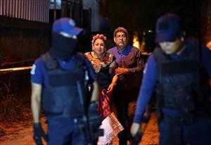 Mexico: Xả súng khiến 13 người thiệt mạng