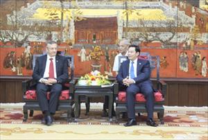 Hà Nội - Moscow thúc đẩy hợp tác trên nhiều lĩnh vực