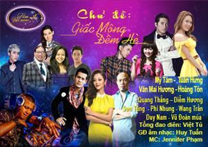Thông báo từ BTC Đêm Việt Nam