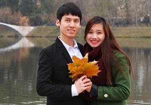 Tình yêu nảy sinh từ chương trình du học sinh đón Tết