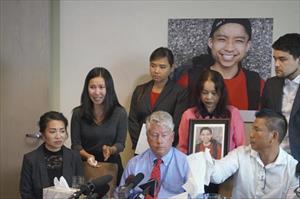 Gia đình gốc Việt khởi kiện cảnh sát Mỹ, đòi bồi thường 20 triệu USD