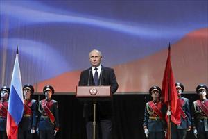 Nga khẳng định vị thế cường quốc toàn cầu