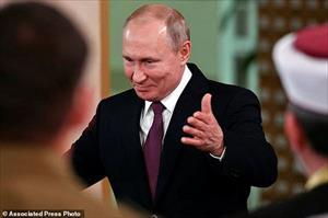 Tổng thống Putin nêu điều kiện khôi phục quan hệ với Ukraine