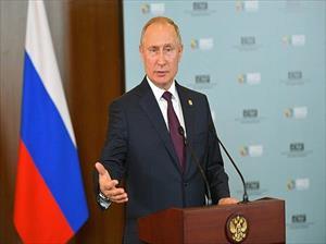 Tổng thống Putin tuyên bố Nga hoàn thành sứ mệnh tại Syria
