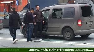 Moskva: Trấn cướp trên đường Liublinskaya