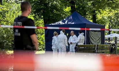 Nga trục xuất hai nhà ngoại giao Đức sau vụ giết người ở Berlin
