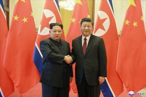 Triều Tiên coi phát triển quan hệ với Trung Quốc là nhiệm vụ quan trọng hàng đầu