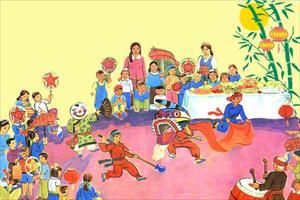 Hội đồng hương Hải Dương thông báo tổ chức Tết trung thu