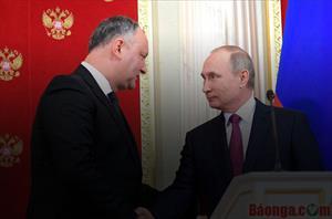 Gần 250 nghìn công dân Moldova được ân xá di trú tại Nga