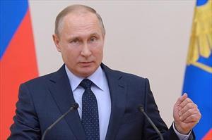 Có gì trong tay mà Tổng thống Putin dám đương đầu với Mỹ?