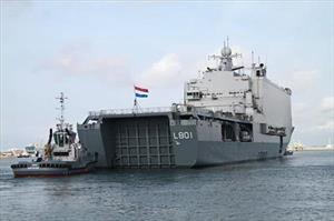 Nga cáo buộc NATO tiến hành quân sự hóa khu vực Biển Đen