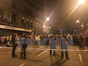 Cổ phiếu công ty du lịch giảm điểm sau loạt vụ tấn công ở Barcelona