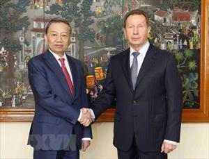 Tăng cường hợp tác phòng, chống tội phạm giữa Việt Nam-Liên bang Nga