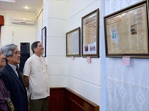 Nhà lưu niệm tư nhân đầu tiên về Văn học Nga ở Việt Nam