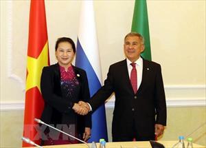 Giới học giả Nga tin tưởng triển vọng hợp tác Việt Nam-Liên bang Nga