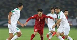 Tuyển Việt Nam hẹp cửa vào vòng 1/8 tại Asian Cup 2019