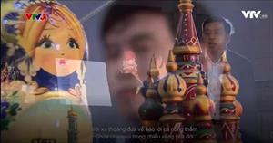 Câu chuyện tình yêu với nước Nga