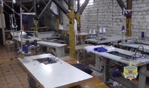 Moskva: Phát hiện xưởng may bất hợp pháp