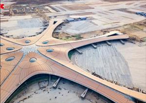 Chiêm ngưỡng siêu sân bay đẹp choáng ngợp vừa khánh thành ở Bắc Kinh