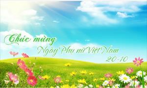 HĐH Hưng Yên: Chúc mừng ngày Phụ nữ Việt Nam 20/10