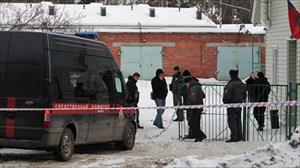 Quan chức Ngân hàng T.Ư Nga xả súng tại nơi làm việc