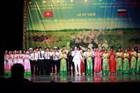 Mít tinh kỷ niệm 40 năm chiến thắng điện biên phủ trên không tại LB Nga 20/12/2012