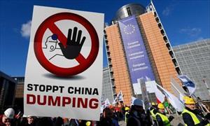 Ván bài lật ngửa giữa châu Âu và Trung Quốc