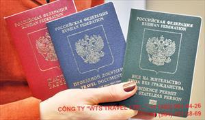 Các thủ tục cần thiết để nhận Thẻ định cư (Вид на жительство)