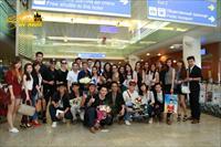 """BTC chương trình """"Việt Nam trong tôi"""" tổ chức đón đoàn biểu diễn ngày 13/6"""
