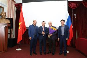 Tin ảnh: Đại hội Tổng kết hoạt động Hội VietGolfMos nhiệm kỳ II và phương hướng hoạt động nhiệm kỳ III 2019-2022