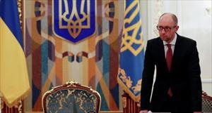 Thủ tướng Ukraine đột ngột xuống nước với Nga