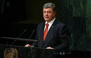 Nga tẩy chay Tổng thống Ukraine giữa Liên Hợp Quốc